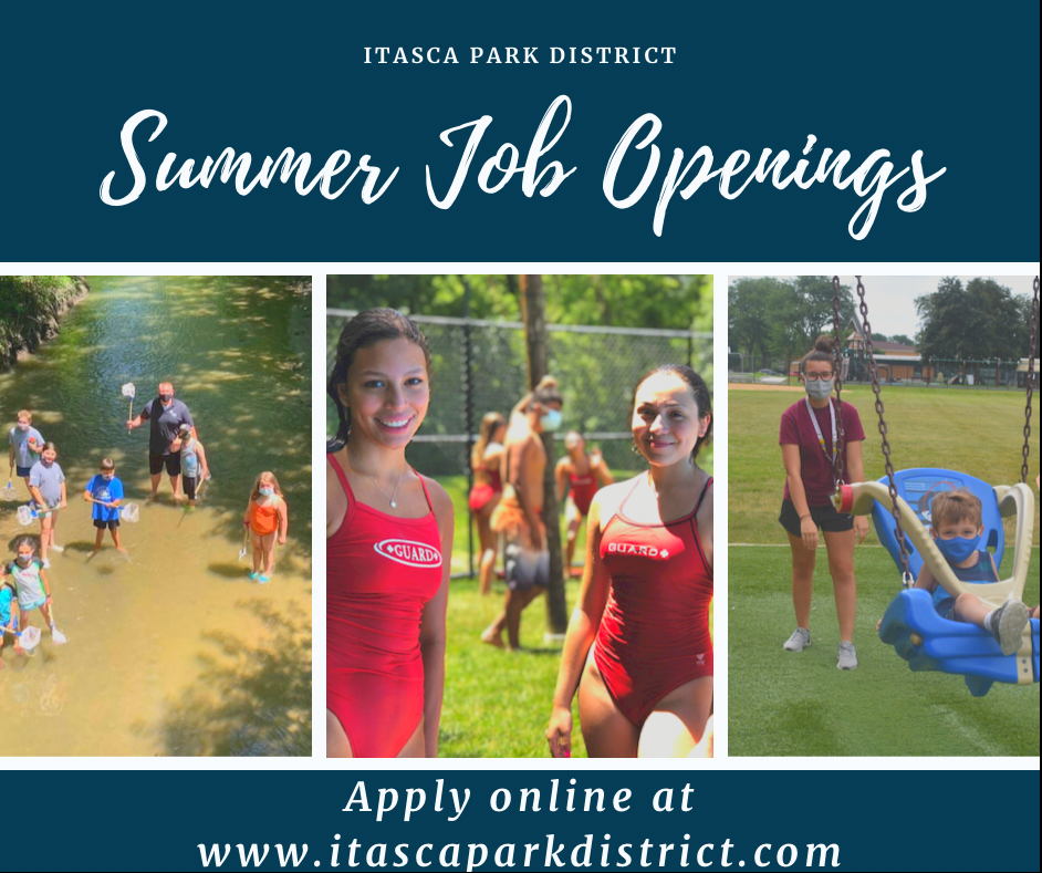 summer job openings